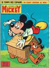 Cover for Le Journal de Mickey (Disney Hachette Presse, 1952 series) #590