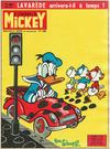 Cover for Le Journal de Mickey (Disney Hachette Presse, 1952 series) #589