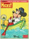 Cover for Le Journal de Mickey (Disney Hachette Presse, 1952 series) #592