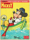 Cover for Le Journal de Mickey (Hachette, 1952 series) #592