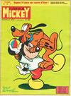 Cover for Le Journal de Mickey (Disney Hachette Presse, 1952 series) #595