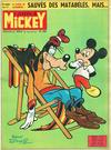 Cover for Le Journal de Mickey (Disney Hachette Presse, 1952 series) #596