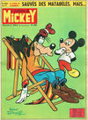Cover for Le Journal de Mickey (Hachette, 1952 series) #596