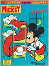 Cover for Le Journal de Mickey (Hachette, 1952 series) #598
