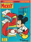 Cover for Le Journal de Mickey (Disney Hachette Presse, 1952 series) #598