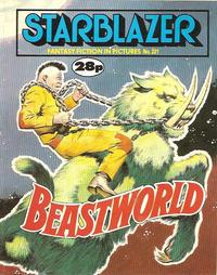 Cover Thumbnail for Starblazer (D.C. Thomson, 1979 series) #221