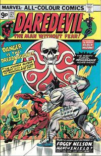 Cover Thumbnail for Daredevil (Marvel, 1964 series) #121 [British]