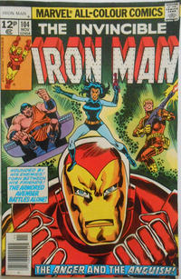 Cover for Iron Man (Marvel, 1968 series) #104 [Regular Edition]