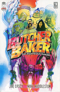 Cover Thumbnail for Butcher Baker, the Righteous Maker (Image, 2011 series) #8