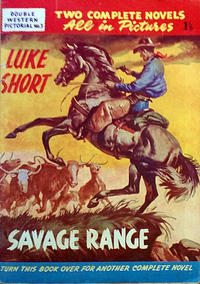 Cover Thumbnail for Double Western Pictorial (Trans-Tasman Magazines, 1958 ? series) #3