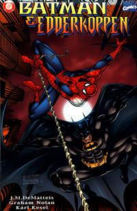 Cover Thumbnail for Batman & Edderkoppen (Egmont, 1998 series)