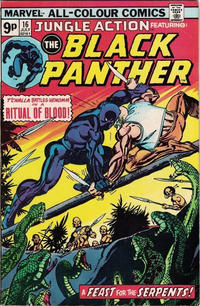 Cover for Jungle Action (Marvel, 1972 series) #16 [Regular Edition]