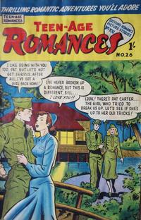 Cover Thumbnail for Teen-Age Romances (Magazine Management, 1954 ? series) #26