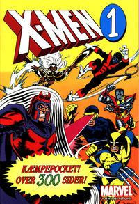 Cover Thumbnail for X-Men pocket 1 (Egmont, 2006 series)