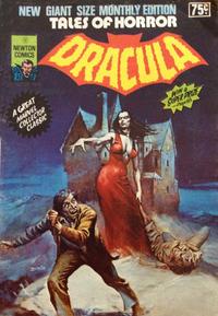 Cover Thumbnail for Tales of Horror Dracula (Newton Comics, 1975 series) #12