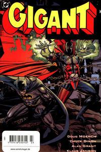 Cover Thumbnail for Gigant (Egmont, 1998 series) #9