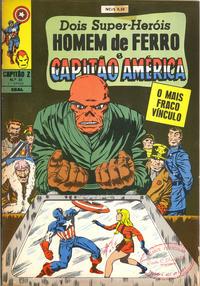 Cover Thumbnail for Capitão Z (3ª Série) (Editora Brasil-América [EBAL], 1967 series) #24