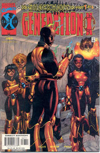 Cover Thumbnail for Generation X (Marvel, 1994 series) #67 [Direct Edition]