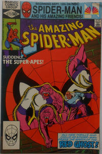 Cover Thumbnail for The Amazing Spider-Man (Marvel, 1963 series) #223 [Direct Edition]