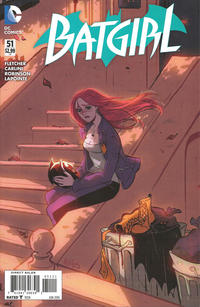 Cover Thumbnail for Batgirl (DC, 2011 series) #51