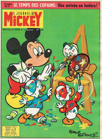 Cover Thumbnail for Le Journal de Mickey (Hachette, 1952 series) #588