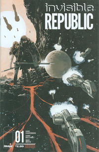 Cover for Invisible Republic (Image, 2015 series) #1