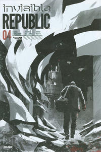 Cover Thumbnail for Invisible Republic (Image, 2015 series) #4