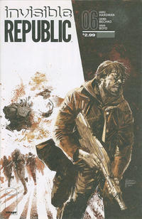 Cover Thumbnail for Invisible Republic (Image, 2015 series) #6