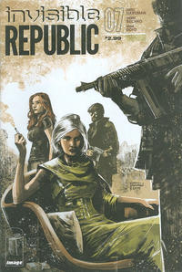 Cover Thumbnail for Invisible Republic (Image, 2015 series) #7