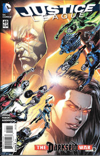 Cover Thumbnail for Justice League (DC, 2011 series) #49