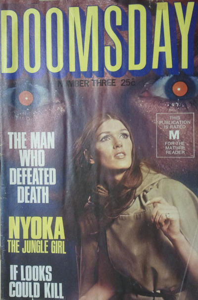 Cover for Doomsday (K. G. Murray, 1972 series) #3