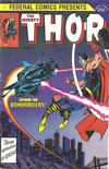 Cover for The Mighty Thor (Federal, 1984 series) #3