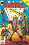 Cover for Masters of the Universe (Federal, 1984 ? series) #2