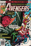 Cover Thumbnail for The Avengers (1963 series) #165 [British Variant]