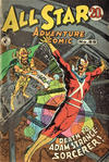 Cover for All Star Adventure Comic (K. G. Murray, 1959 series) #59