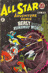 Cover for All Star Adventure Comic (K. G. Murray, 1959 series) #60