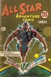 Cover for All Star Adventure Comic (K. G. Murray, 1959 series) #58