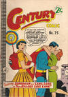 Cover for Century Comic (K. G. Murray, 1961 series) #75