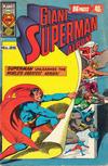Cover for Giant Superman Album (K. G. Murray, 1963 ? series) #26