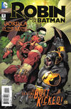 Cover for Robin: Son of Batman (DC, 2015 series) #11 [Direct Sales]