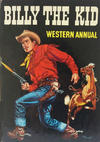 Cover for Billy the Kid Western Annual (World Distributors, 1953 series) #1961