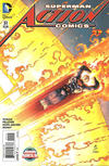 Cover for Action Comics (DC, 2011 series) #51 [John Romita Jr Variant]