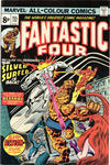 Cover for Fantastic Four (Marvel, 1961 series) #155 [British]