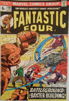 Cover for Fantastic Four (Marvel, 1961 series) #130 [British]
