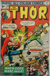 Cover for Thor (Marvel, 1966 series) #240 [British Price Variant]