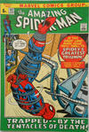 Cover for The Amazing Spider-Man (Marvel, 1963 series) #107 [British]