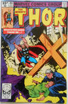 Cover for Thor (Marvel, 1966 series) #303 [British Price Variant]