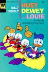 Cover for Walt Disney Huey, Dewey and Louie Junior Woodchucks (Western, 1966 series) #24 [Whitman]