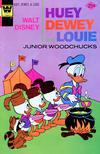 Cover for Walt Disney Huey, Dewey and Louie Junior Woodchucks (Western, 1966 series) #35 [Whitman]