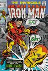 Cover Thumbnail for Iron Man (1968 series) #21 [British]